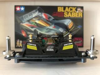 復古改装Black Saber